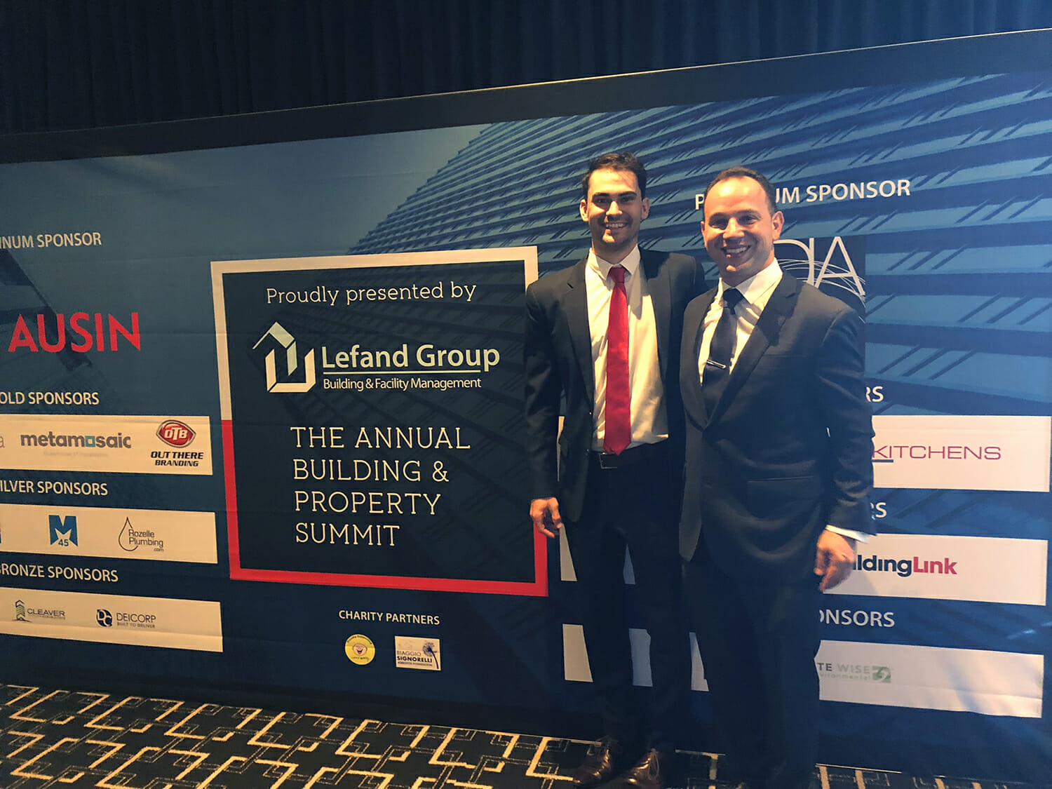Annual building & property summit 2018